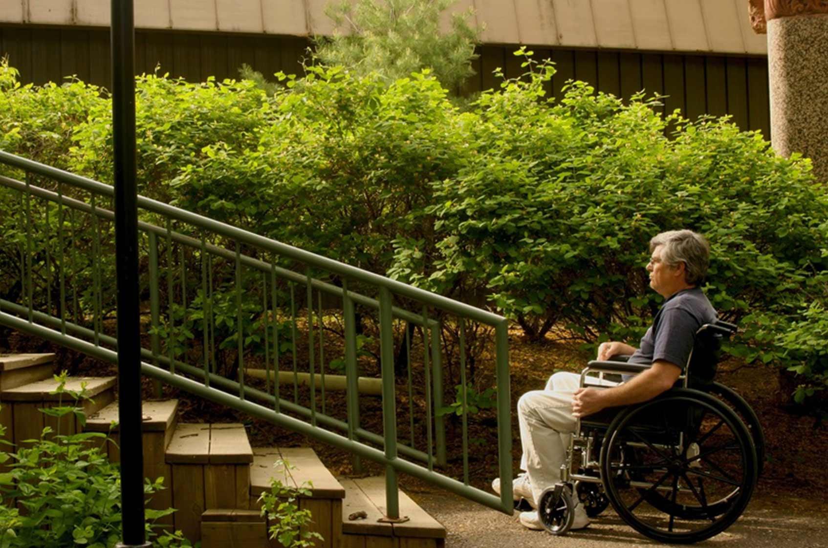 Accessibilité : la France en retard sur le handicap