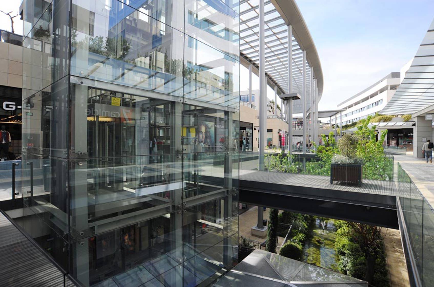 Centre commerciale Polygone (Montpellier)