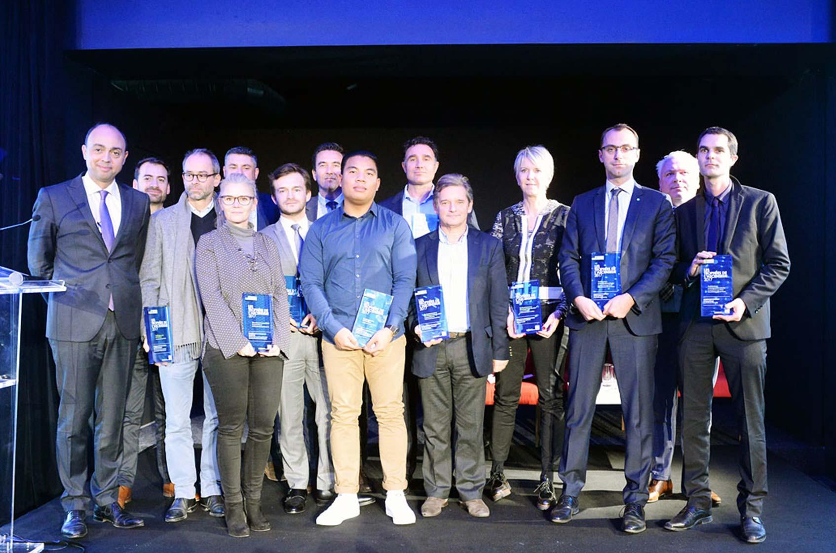 thyssenkrupp reçoit 2 Trophées de l'Ascenseur