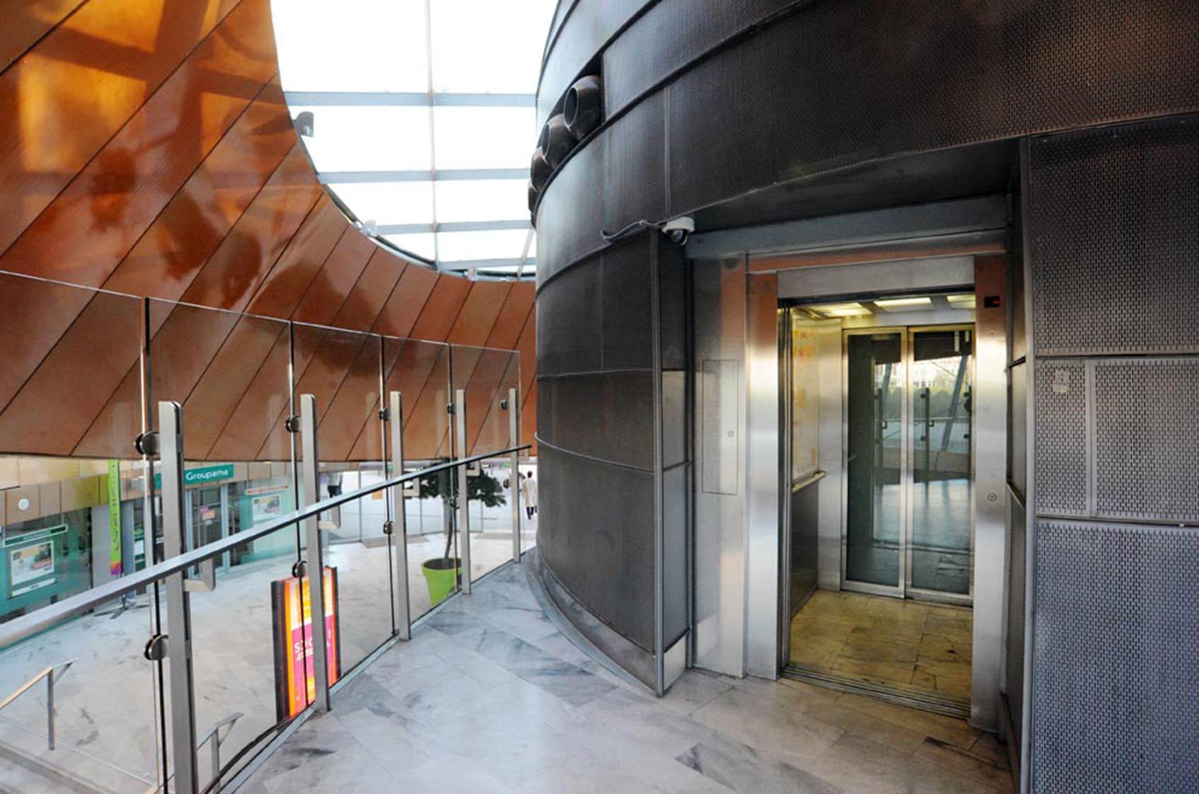 Centre commercial Saint-Georges Toulouse