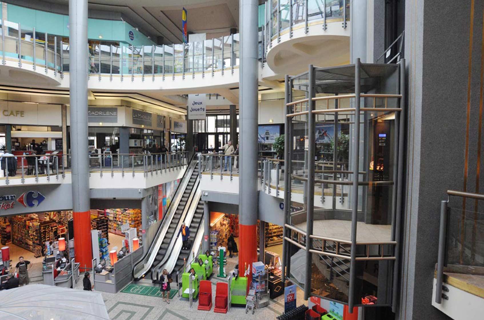Centre commercial Les Grands Hommes (Bordeaux)