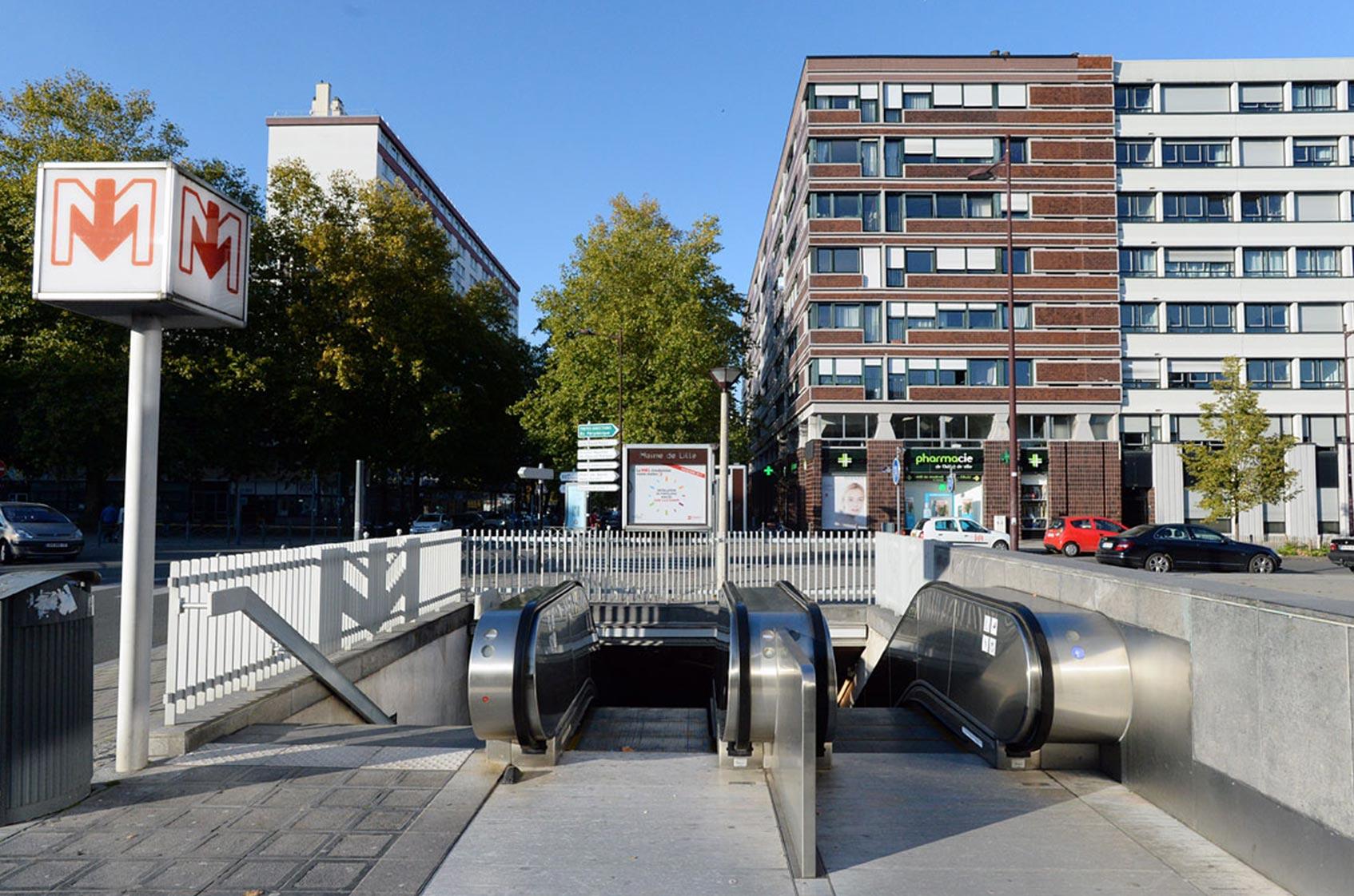 Métro de Lille par thyssenkrupp