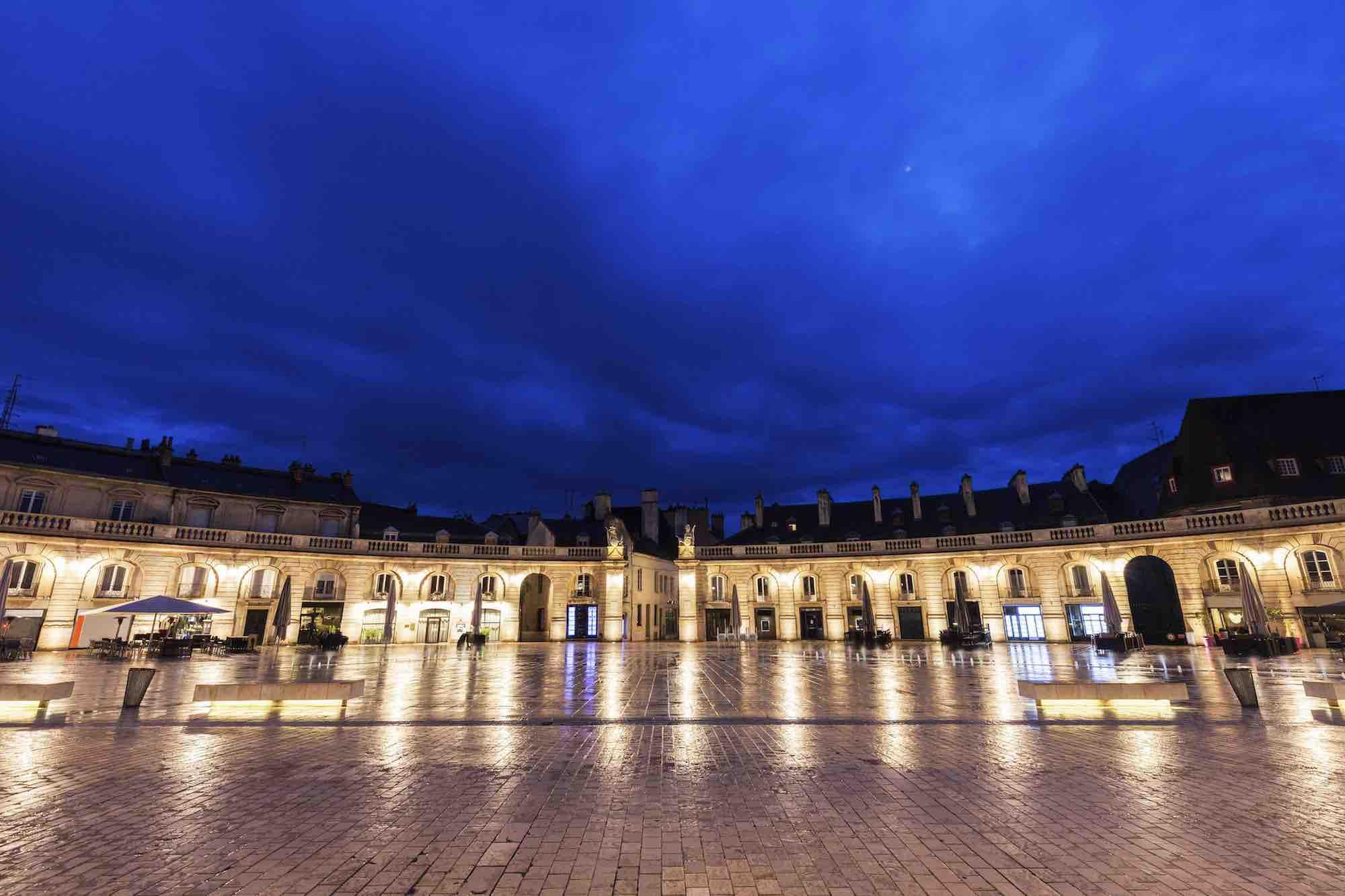 Dijon et son modèle de ville intelligente