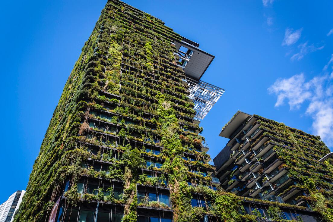 Sydney ville verte écologie