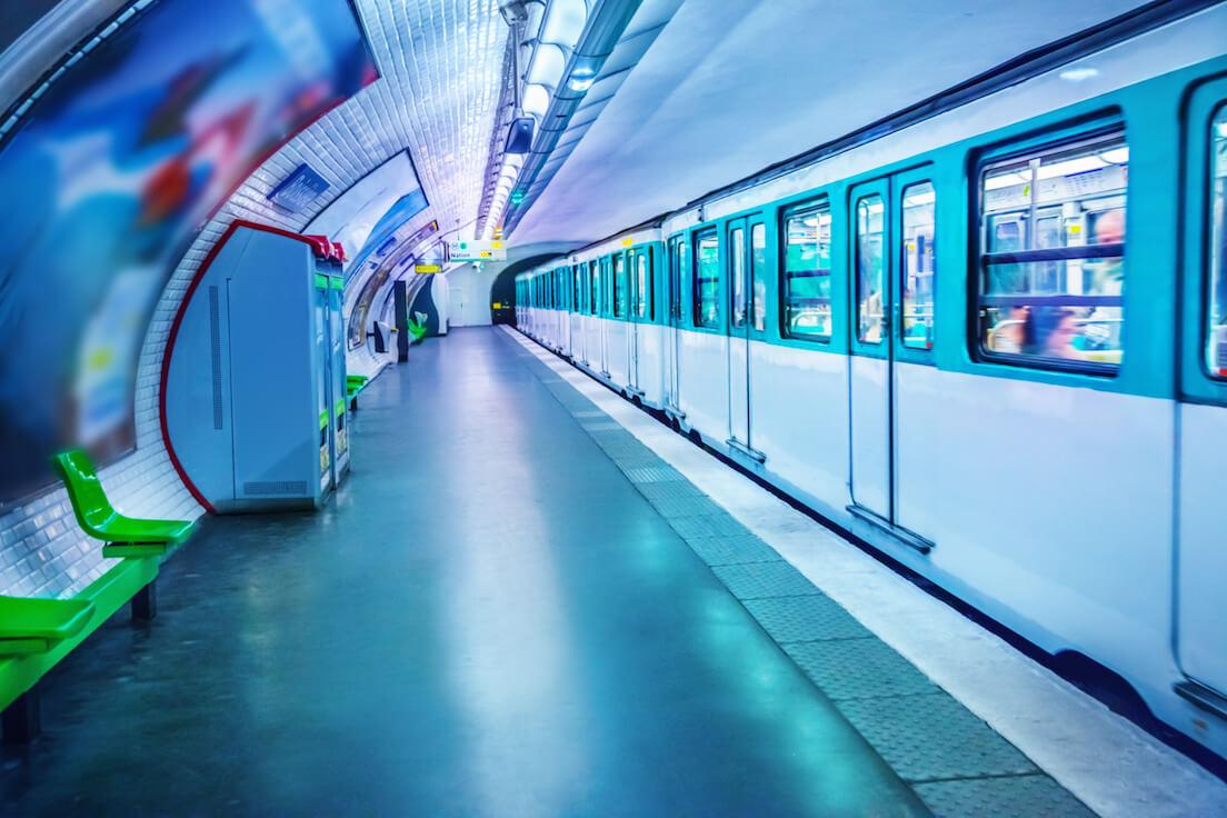 Ticket Métro Paris mobile dématérialisé