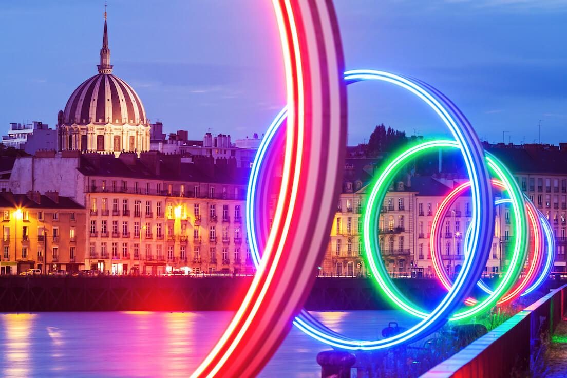 Nantes capitale européenne de l'innovation
