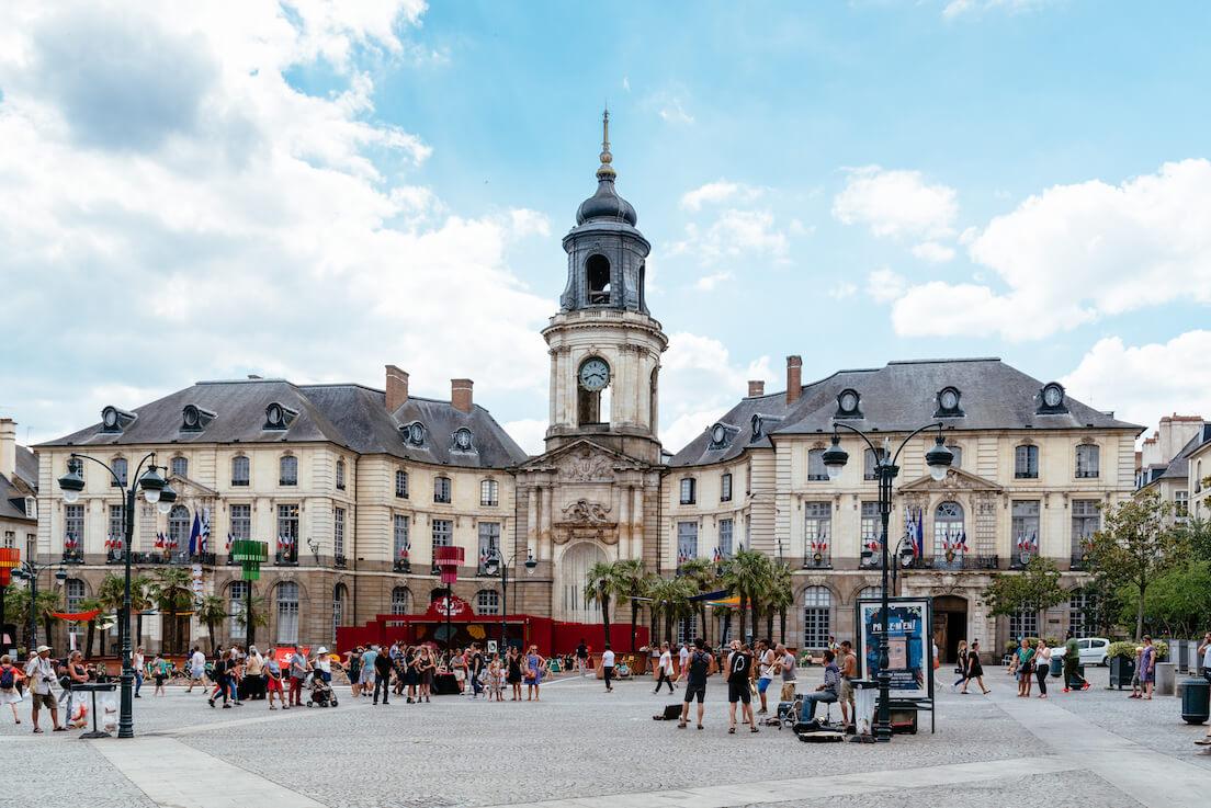 Rennes déploie son propre réseau IoT - Ville Intelligente