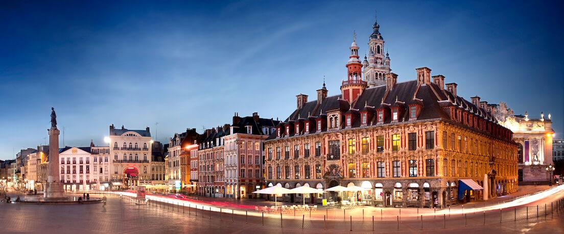 Lille Capitale Mondiale du Design 2020